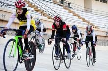 تیم دوچرخه سواری بانوان هرمزگان قهرمان کشور شد