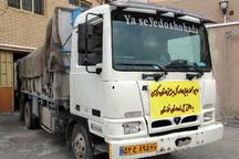 دومین محموله کمک بهزیستی استان مرکزی به مناطق سیل زده ارسال شد
