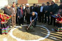 عملیات احداث مدرسه 12 کلاسه در قرچک آغاز شد