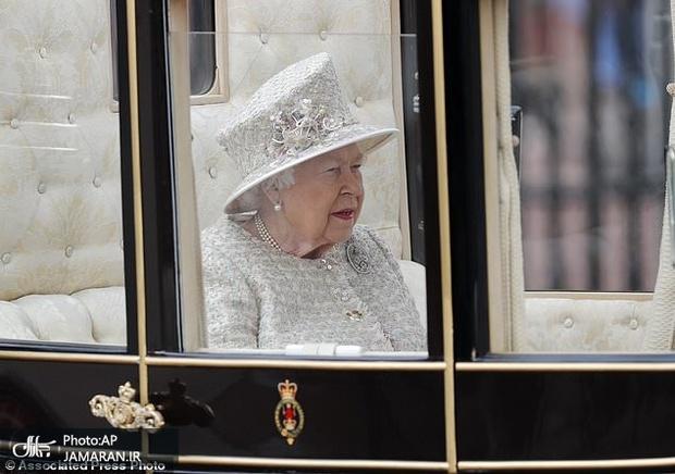 تولد نود و سه سالگی ملکه+ تصاویر