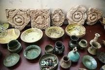کشف محموله بزرگ اشیای تاریخی در خوزستان