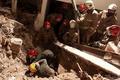 ۴ کشته و زخمی بر اثر ریزش نیروگاه برق در مراوه تپه استان گلستان
