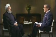 روحانی در گفتگو با فاکس نیوز: آمریکا حامی تروریسم در منطقه ما است