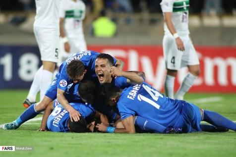 سرخابی ها در جمع 8 تیم برتر لیگ قهرمانان آسیا