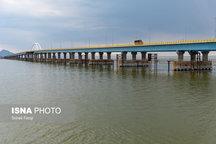 جلوگیری از انتقال آب دریاچه ارومیه به دریاچه مصنوعی بندرشرفخانه