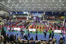 20 هزار دانش آموز در حال برگزاری المپیادهای ورزشی در 11 رشته هستند