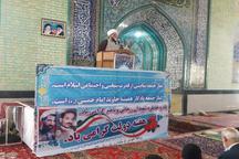 امام جمعه تکاب: دولتمردان منش شهیدان رجایی و باهنر را الگو قرار دهند