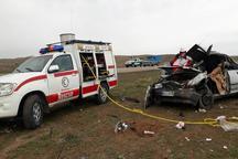 20 نفر در ساحه رانندگی در نیشابور زخمی شدند