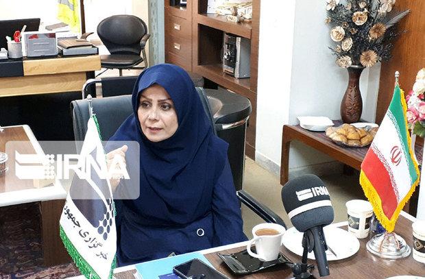 ۱۵۴ نفر از دهیاران سیستان و بلوچستان را زنان تشکیل میدهند