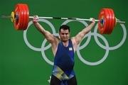جزییاتی از مصدومیت سهراب مرادی و علیحسینی از زبان سرمربی تیم ملی وزنهبرداری
