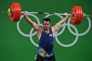 ترکیب تیم ملی وزنه برداری برای بازیهای داخل سالن آسیا