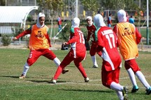 اردوی استعدادیابی فوتبال دختران در قزوین آغاز شد
