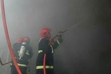 اتصال سیم برق اصلیترین علت آتش سوزی بازار فردوسی در اردبیل بوده است