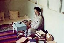 خاطره حجت الاسلام دعایی از کتابخوانی امام