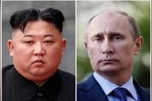 رهبر کره شمالی برای دیدار با پوتین وارد روسیه شد+تصاویر