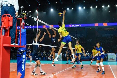 کامبک نیمه تمام ماند و رویای سکو نقش بر آب شد/ شکست برابر برزیل مانع صعود ایران به نیمه نهایی + عکس و فیلم