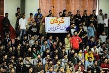 حضور 2 تیم گلستانی در لیگ برتر بسکتبال   دربی گرگانی ها 22 آبان