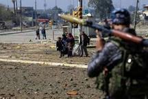 بغدادی در منطقه مرزی عراق و سوریه پنهان شده است