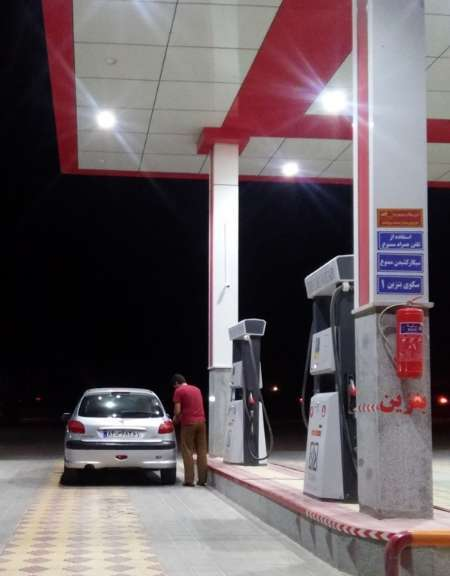 صرفه جویی 34 میلیون لیتری بنزین در همدان در بهار امسال