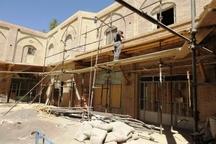 50 بنای  تاریخی استان مرکزی به مرمت اضطراری نیاز دارد