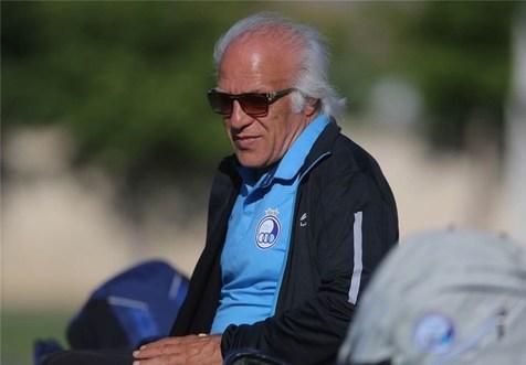 واکنش عبداللهی به شایعه ناراحتی بازیکنان استقلال از باشگاه