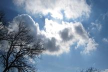 ابرناکی و وزش باد برای سمنان پیش بینی شد