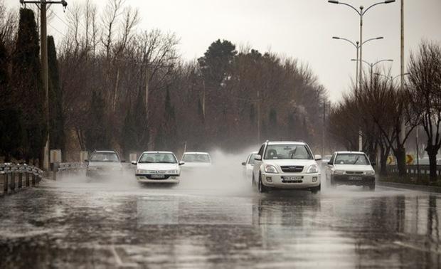 بارندگیها در استان یزد بدون خسارت بود