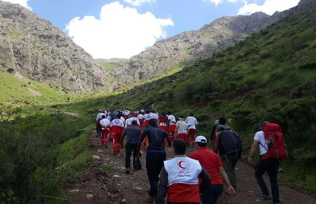 کرمانشاه 250 تیم آماده عملیات و فعال نجاتگر دارد