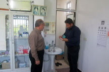 سنجش سلامت آب شرب روستاهای اوتارمحله و محمودآباد تالش