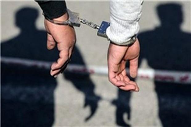 باند سارقان داخل خودرو رودهن  دستگیر شدند