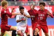 کاشیما ژاپن و گوانگژو چین به مرحله یکهشتم نهایی صعود کردند