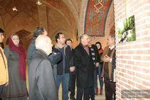 نمایشگاه عکس نظام پزشکی استان اردبیل گشایش یافت