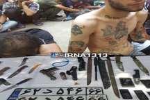 رئیس پلیس پایتخت: 28 باند سرقت منهدم و 113 سارق دستگیرشدند