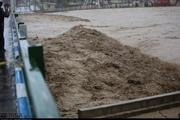 خطوط ارتباطی برخی از روستاهای بالادست مازندران قطع است
