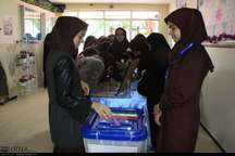 انتخابات شورای دانش آموزی بروجرد برگزار شد