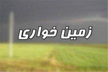 دستگیری اعضای باند زمین خوار 350 میلیارد ریالی در فارس