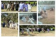 بازی های بومی محلی جاذبه کم نظیر نوروزی سیستان و بلوچستان