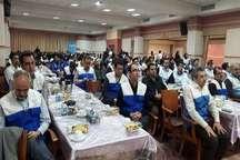 عملیات تمرینی طرح سلامت نوروزی دانشگاه علوم پزشکی مشهد برگزار شد