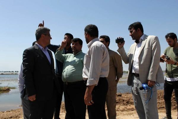 خسارت ۶۰۴ میلیارد تومانی سیلاب به محورهای خوزستان