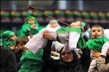 مسجد صاحب الزمان (عج) ایلام میزبان شیرخوارگان حسینی می شود
