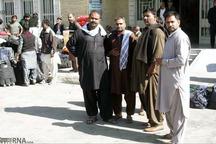 هزار زائر پاکستانی از میرجاوه وارد خاک ایران شدند
