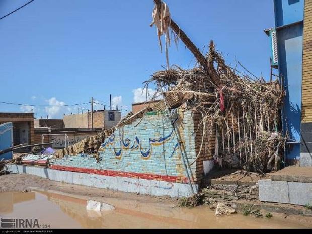 ساختمان دانشکده پرستاری و فوریتهای پزشکی پلدختر تخریب شد