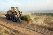 بیش از 478 هزار مترمربع اراضی دولتی در کردستان رفع تصرف شد