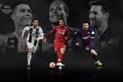 اعلام نام سه نامزد نهایی بهترین بازیکن سال یوفا/ مسی، رونالدو و فن دایک