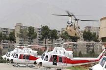 14 بالگرد و هواپیماهای ارتش آماده ارسال کمک به لرستان هستند