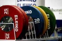 حضور دانشجوی دانشگاه آزاد  کرج در اردوی تیم ملی وزنه برداری