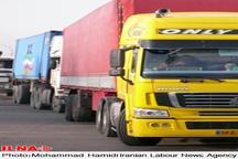 جابجایی بیش از 4 میلیون تن کالا در استان زنجان