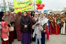 آمادگی ترکمنهای گلستان برای حضور در راهپیمایی ۱۳ آبان