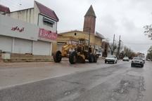 شهر گنبد از سیلاب تخلیه شد
