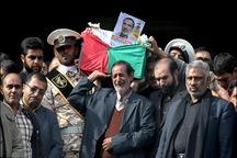 آرزویی که شهید مدافع حرم برآورده کرد